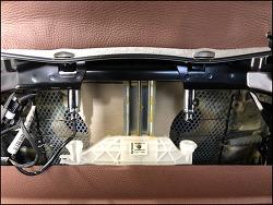 NBT EVO RSE 모니터 고정용 시트 브라켓 장착...