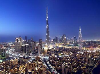 [삼성물산] 세계에서 가장 높은 건물, 꽃보다 할배에서 만난 두바이 부르즈칼리파