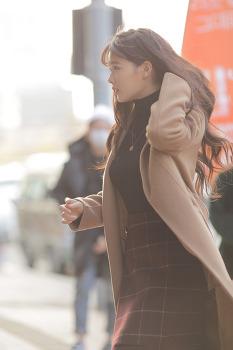 배우 김유정님 실제로 길가다가 보면 이런 느낌?