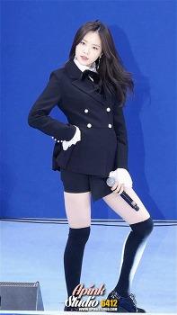 170304 제3회 2018 평창 패럴림픽데이 축하공연 손나은 직캠 By.6412
