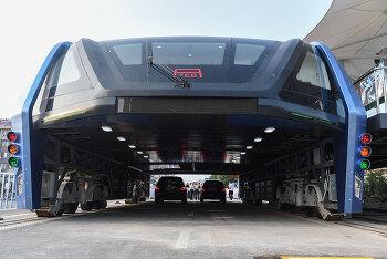 터널버스로 전세계를 낚은(?) 중국 희대의 사기극