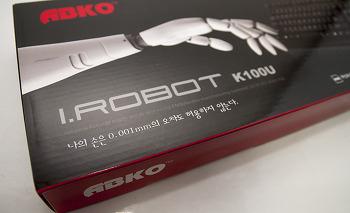ABKO I.ROBOT K100U 키보드