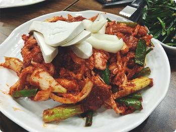# 광명 맛집, 장우생오리의 누룽지한방오리백숙
