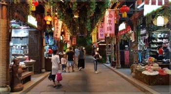 중국하이난 자유여행 4박6일 여행후기 8탄 - 로맨스파크 송성가무쇼(3일차)