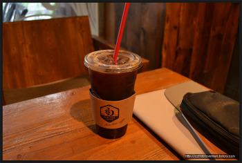 서울 강동구 명일동 카페베네 고덕역점에서 아메리카노로 시작하자!