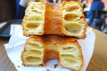 홍대 페이스트리 생활의 달인 빵집 홍미당의 페이글, 크림 데니쉬 레몬