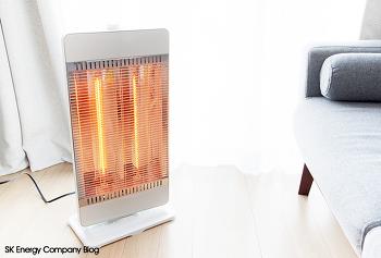 겨울철 화재 주의! 전열기구 안전하게 사용하기