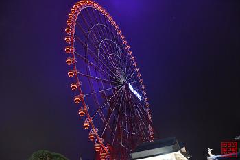 베트남 하롱 여행 #4 - 세계 최대 규모의 하롱파크 케이블카와 대관람차 '선휠(Sun Wheel)'