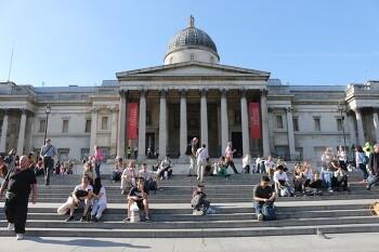 런던 자유여행 (신혼여행) 3일차 파리로 이동!