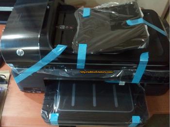 HP Officejet 7500a a3 복합기