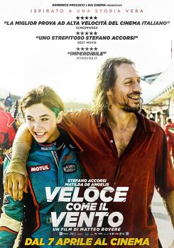 이탈리안 레이스 Veloce come il vento, Italian Race, 2016 ★★★