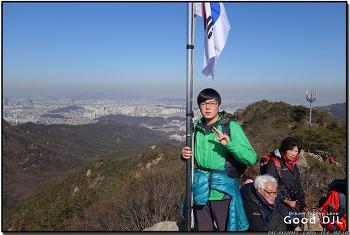 2015. 02. 01 겨울 관악산 등산.