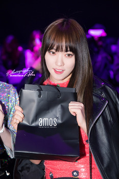 160323 2016 HERA Seoul Fashion Week - BNB12 헬로비너스 라임 여름 직찍 by 아데스