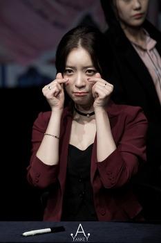 [16.11.06] 달샤벳(Dal★Shabet) 10th Mini Album [FRI SAT SUN] 발매기념 팬사인회 (강남) 아영(조아영)