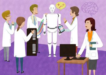 아직 인공지능은 게임체인저가 아니다.