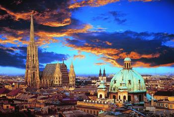 오스트리아 비엔나 Vienna 1일 여행 경비 계산 [유럽 배낭 여행 경비]