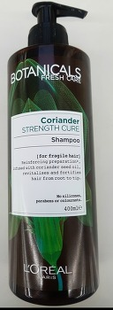 Loreal Botanical Strength Cure Shampoo (로레알 보태니컬 샴푸) 사용기