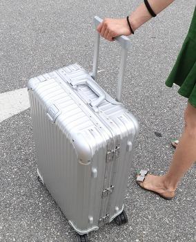 리모와 캐리어 토파즈 멀티휠 연예인 여행가방 독일 직구