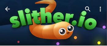 간단하게 즐길 수 있는 지렁이 게임 (slither.io)
