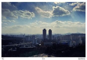 성북구_월곡동 / 동네산책 / 동덕여대 / 구름좋은날 / 골목길 / 불꽃