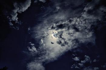 힘든 하늘