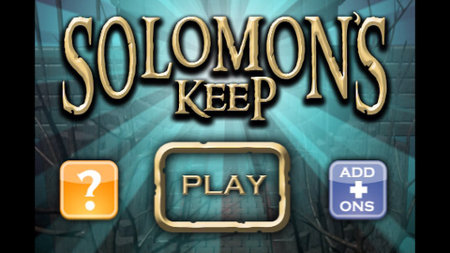 [iphone]Solomon's Keep & solomon's bone..