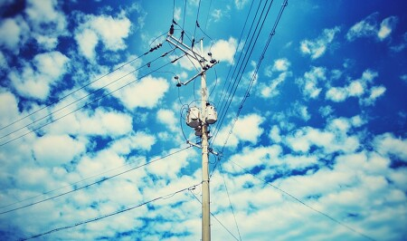 #Telephone Pole #Busan Wallpaper Photos