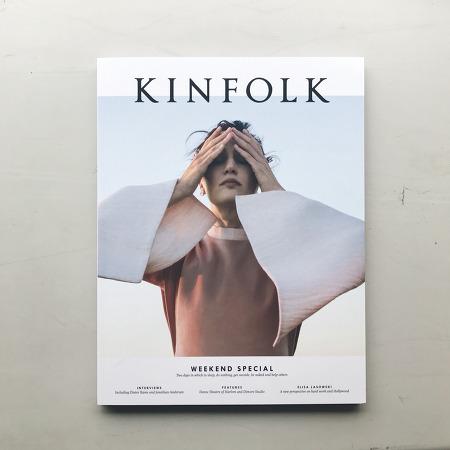 [MAGAZINE] KINFOLK