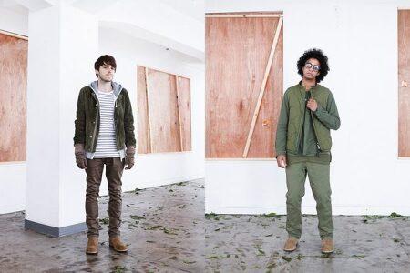 nonnative AutumnWinter 2016 Men's Lookbook