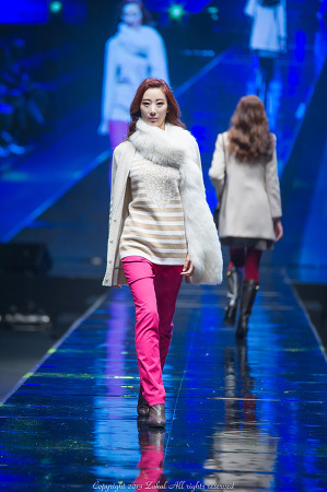 2013 Busan Fashion Week - Olivia Lauren