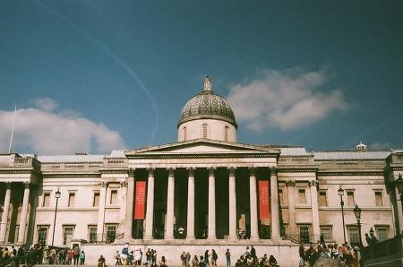 9월, 런던 내셔널 갤러리 The National Gallery, 2014