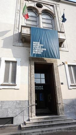레오나르도 다빈치 과학박물관_밀라노