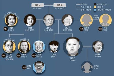 김정남 피살 추정,김한솔도 위험