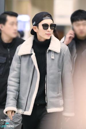 20170123 인천공항 입국