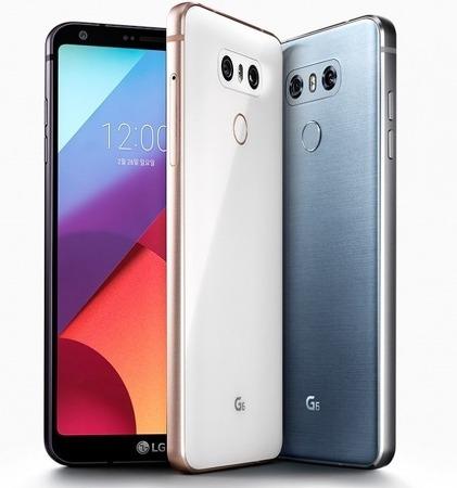 LG G6 스펙, 최선을 다해도 부족한데 국가별 차별 말이 되나?