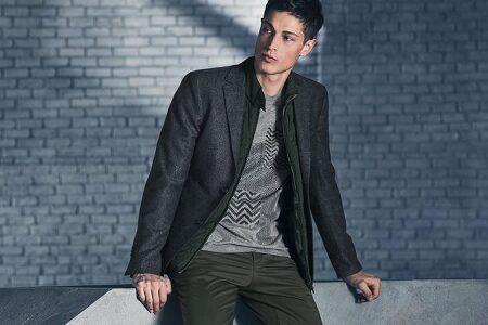 Z Zegna AutumnWinter 2016 Men's Lookbook