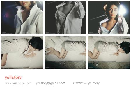 개인화보촬영 / 일반인화보촬영 yollstory