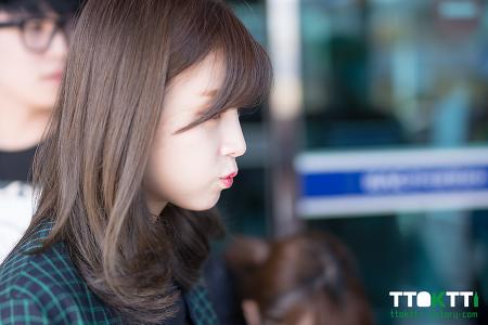 151014 김포공항 입국