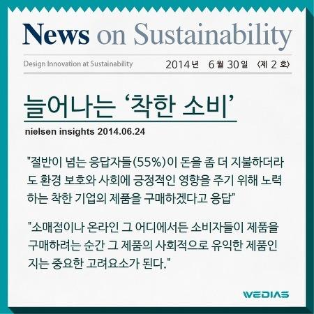 착한소비와 지속가능성, 그리고 달라이 라마