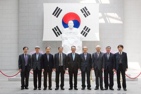 2016-04-07 백범김구선생기념사업협회 이사회