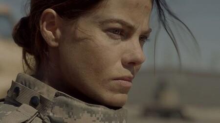 '포트 블리스 Fort Bliss', 군인 싱글맘 미셸 모나한의 곤경