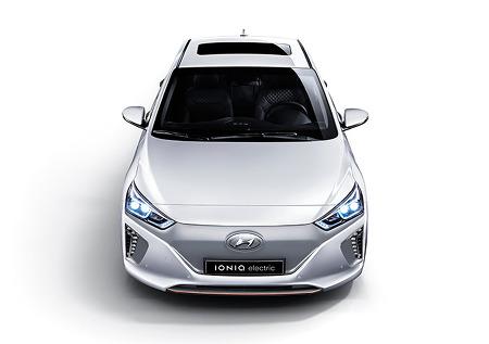 아이오닉 일렉트릭(AE EV)의 운전 편의를 높인 에너지 효율 시스템