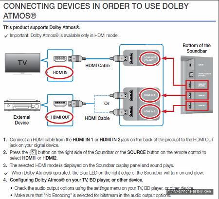 삼성 QLED TV 와 LG SJ9 돌비애트모스 Dolby Atmos 연결 방법 (feat. Xbox One S)
