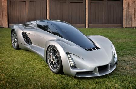 꿈이 현실로! 3D 프린터 자동차