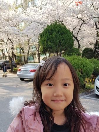 8살 여자아이 초등학교 1학년 성장발달 키 몸무게