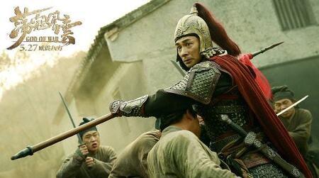 영화 '갓 오브 워 荡寇风云, God of War, 2017' 척계광의 '탕구풍운'