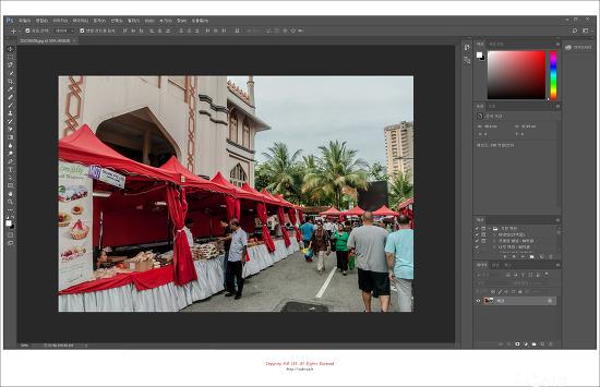 포토샵 파스텔 효과 사진 만드는방법