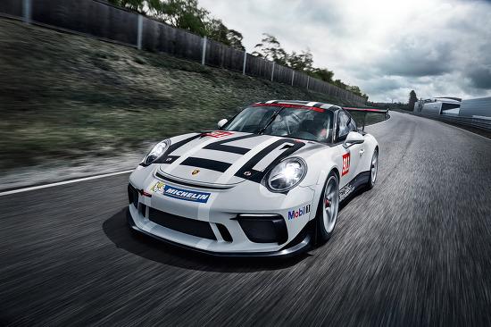 2016 파리모터쇼 + 포르쉐 신형 911 GT3 컵(Cup)카 대형사진들