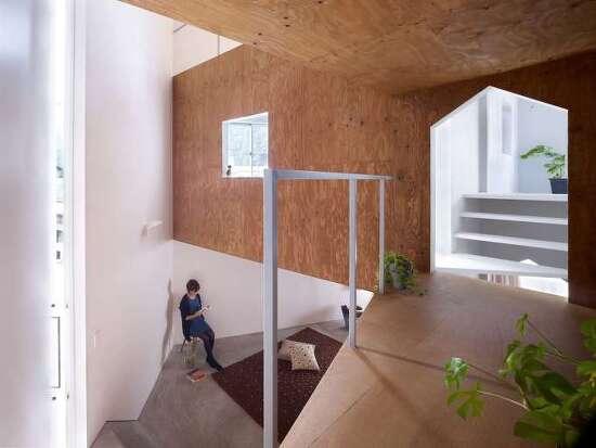 *후루카와 하우스 [ SUPPOSE DESIGN OFFICE ] House in Fukawa