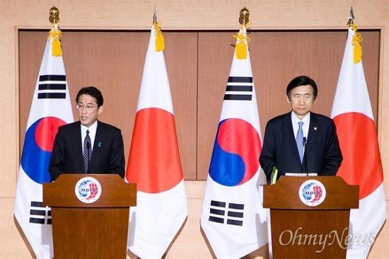 위안부 문제 10억엔에 '퉁'치자는 박근혜 정부